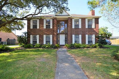 Friendswood Single Family Home For Sale: 1708 White Wing Circle