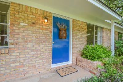 Sugar Land Single Family Home For Sale: 607 S Belknap Street