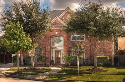 Richmond Single Family Home For Sale: 4618 Lake Bardwell Court