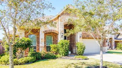 Manvel Single Family Home For Sale: 3914 Desert Zinnia Court