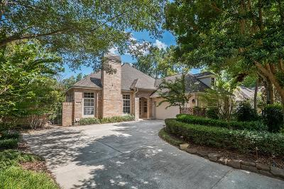The Woodlands Single Family Home For Sale: 6 N Copperknoll Circle