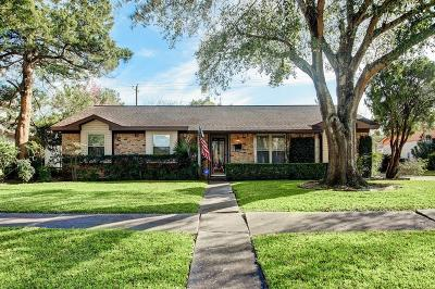 Houston TX Single Family Home For Sale: $305,000