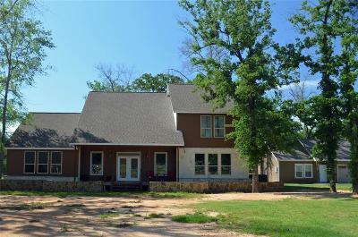 Montgomery County Farm & Ranch For Sale: 9179 Black Buck Lane