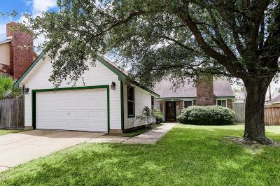 Katy Single Family Home For Sale: 6307 Diamond Rock Drive