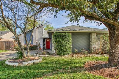 Houston Single Family Home For Sale: 15418 Wildwood Glen Drive