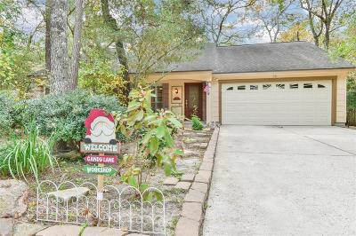 The Woodlands Single Family Home For Sale: 58 Rockridge Dr Drive