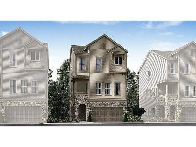 Houston Single Family Home For Sale: 1755 Sierra Crest