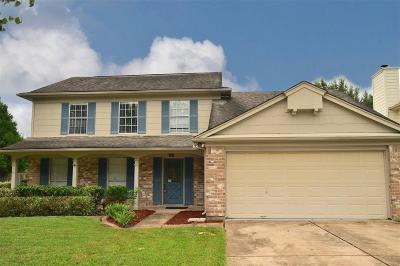 Sugar Land Single Family Home For Sale: 3203 W Rangecrest Place