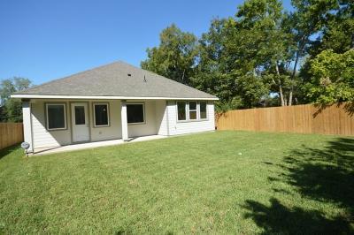 Houston Single Family Home For Sale: 4636 Maggie Street