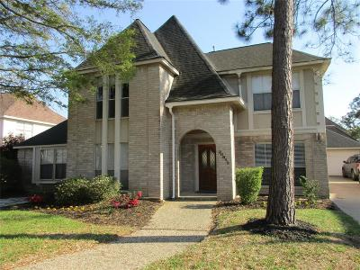 Katy Single Family Home For Sale: 20635 Castle Bend Drive