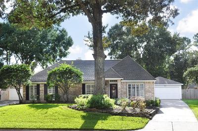 Kingwood Single Family Home For Sale: 3111 Manor Grove Drive