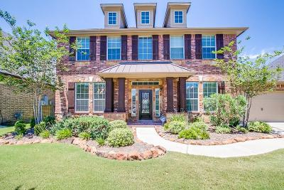 Conroe Single Family Home For Sale: 8113 Tranquil Lake Way