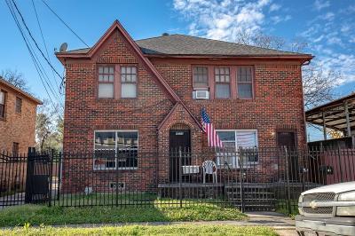 Houston Multi Family Home For Sale: 4316 Jack Street