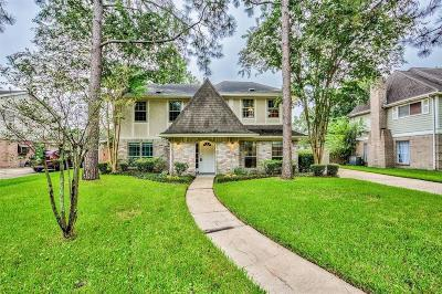 Katy Single Family Home For Sale: 22007 Bucktrout Lane