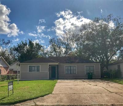 Houston Single Family Home For Sale: 4930 Paradise Lane