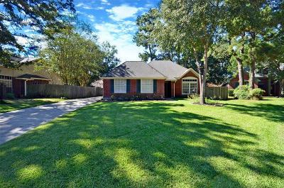 Kingwood Single Family Home For Sale: 5431 Knoll Terrace Drive