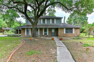 Conroe Single Family Home For Sale: 732 River Plantation Drive