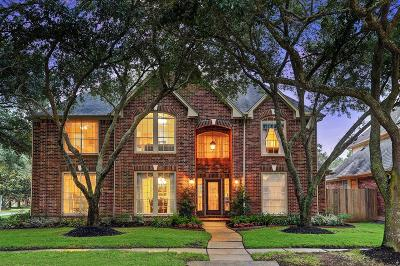 Sugar Land Single Family Home For Sale: 5522 Brook Bend Drive