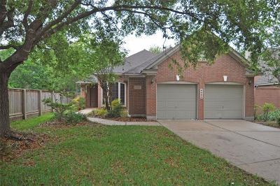 Kingwood Single Family Home For Sale: 4403 Bellington Court