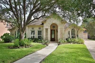 Single Family Home For Sale: 11506 Havard Oaks Drive