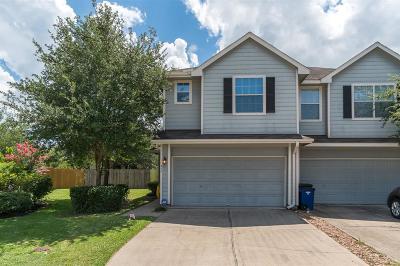 Dickinson Condo/Townhouse For Sale: 342 Capella Oaks Lane
