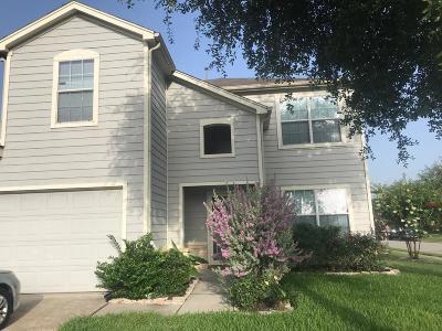 Houston Single Family Home For Sale: 755 Pine Lodge Drive