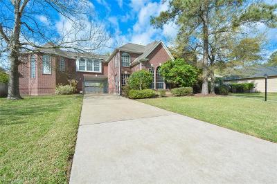 Spring Single Family Home For Sale: 18119 Hampton Oak Drive