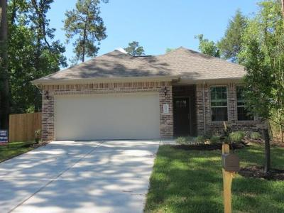 Montgomery County Single Family Home Pending: 12979 Wood Harbour Drive