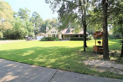 Conroe Single Family Home For Sale: 15311 Magnolia Drive