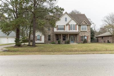 Magnolia Single Family Home For Sale: 6546 Woodland Oaks