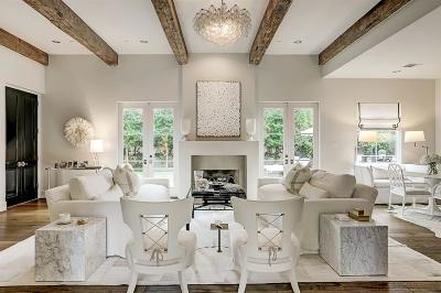 Houston Single Family Home For Sale: 555 Three Corners Drive