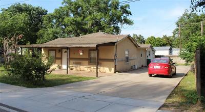 Willis Single Family Home For Sale: 306 Paddock Street