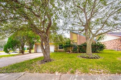 League City Single Family Home For Sale: 2505 Northern Drive