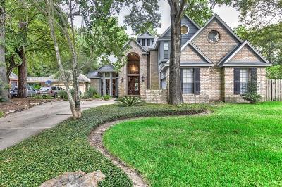 Kingwood Single Family Home For Sale: 5006 Walnut Hills Drive