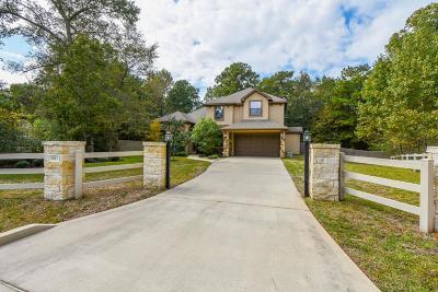 Conroe Single Family Home For Sale: 2013 Shasta Ridge