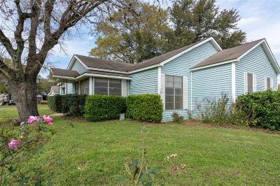 Sealy Single Family Home For Sale: 374 Hwy 90 E