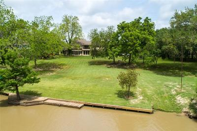 Sweeny Single Family Home For Sale: 4469 County Road 502d