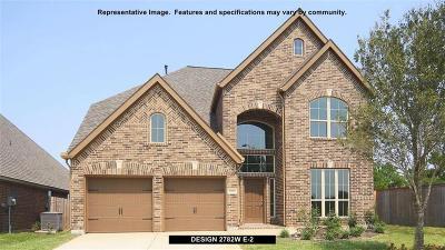Katy Single Family Home For Sale: 2303 Elmwood Trail