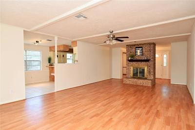 Houston TX Single Family Home For Sale: $184,900