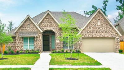 New Caney Single Family Home For Sale: 23407 Elmwood Bend Lane