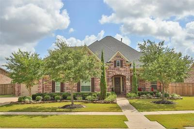 Fulshear Single Family Home For Sale: 27510 Haven Trace Lane