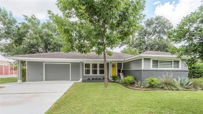 Bellaire Single Family Home For Sale: 4626 Verone Street