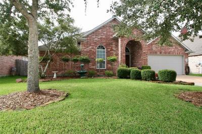 League City TX Single Family Home For Sale: $295,000