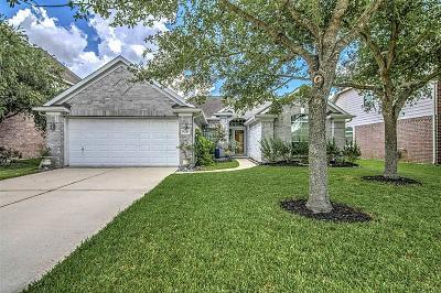 Pasadena Single Family Home For Sale: 5223 Summer Oak Drive