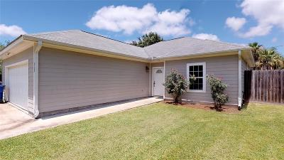 Bay City TX Single Family Home For Sale: $149,725