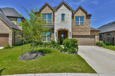 Sugar Land Single Family Home For Sale: 4954 Thunder Creek Lane