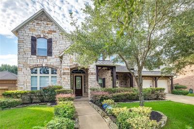 Katy Single Family Home For Sale: 23511 Fairway Valley Lane