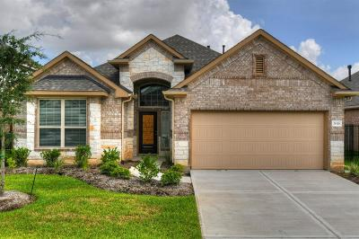 Katy TX Single Family Home For Sale: $274,500