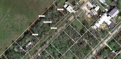 Sealy Residential Lots & Land For Sale: 2881 Lazy River Drive