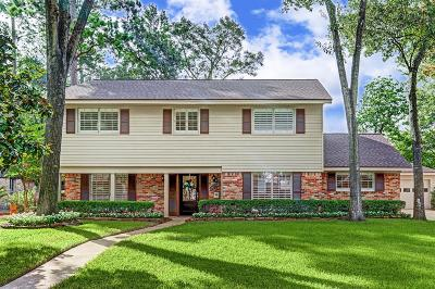 Houston Single Family Home For Sale: 10807 Saint Mary's Lane